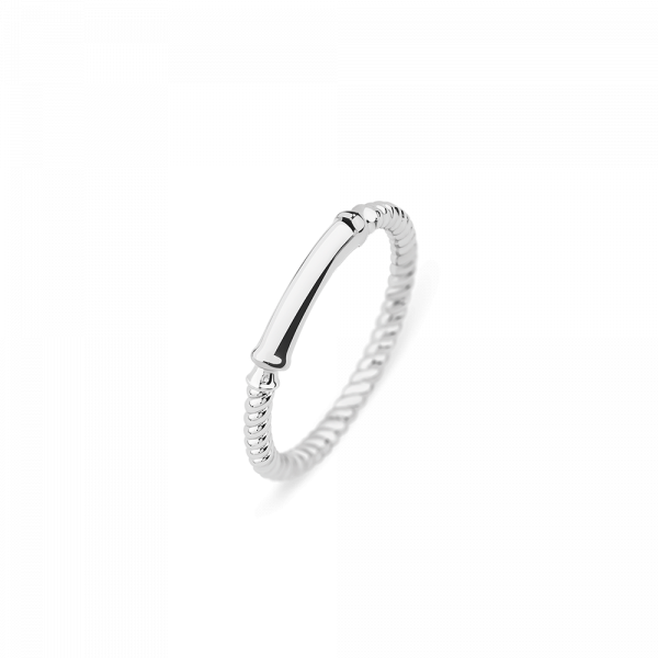 Ring Starboard Silber