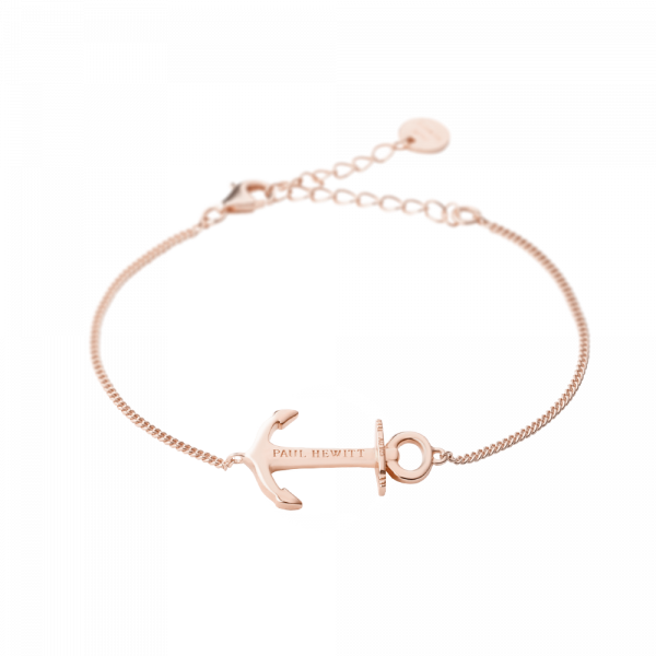 Bracelet Anchor Spirit Or Rose