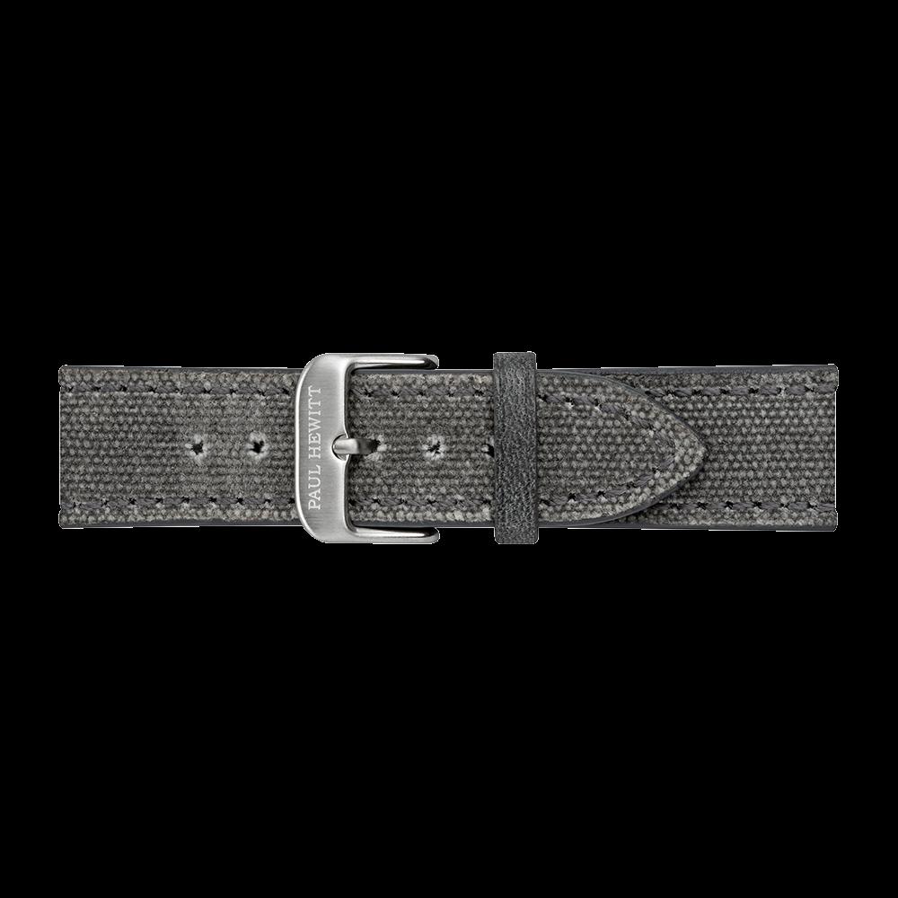 Bracelets de montre acier inoxydable canvas...