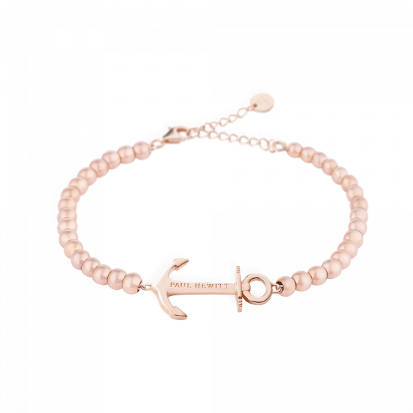 Bracciale Anchor Spirit Oro Rosa Steel