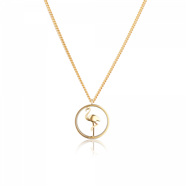 Necklace Tropicool Gold