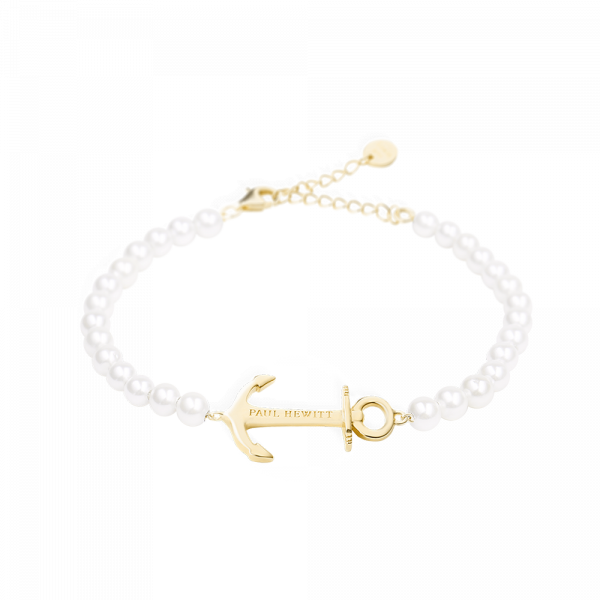 Bracciale Anchor Spirit Oro Pearl