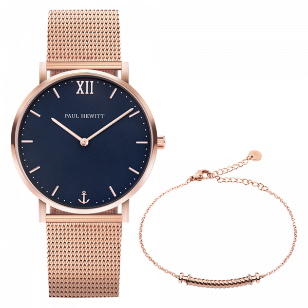 Set Perfect Match Sailor Rose Gold and Portside