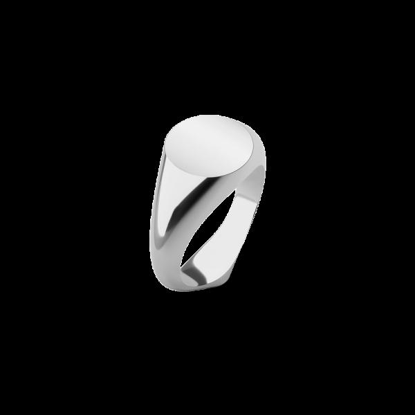 Ring Signet Silber
