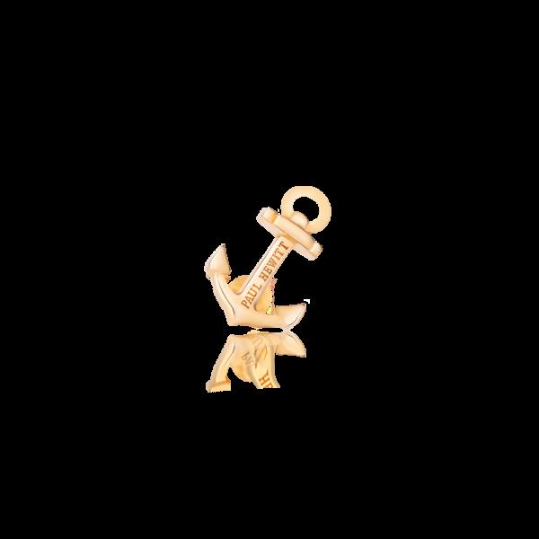 Charm Anchor IP Gold