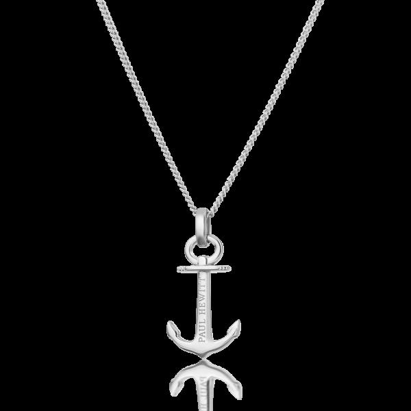 Halskette Anchor Spirit Silber