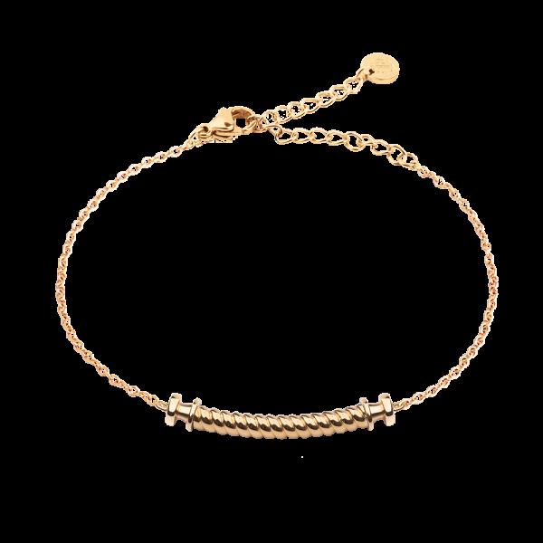 Armkette Portside Gold