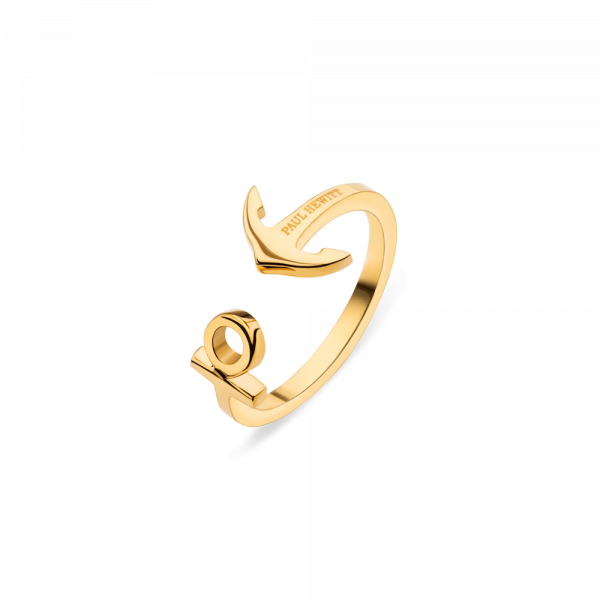 Ring Ancuff Gold