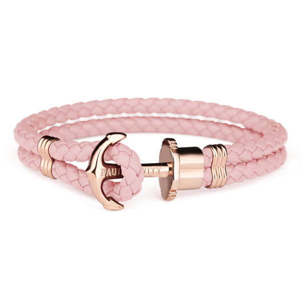 Anchor Bracelet PHREP IP Rose Gold Aurora