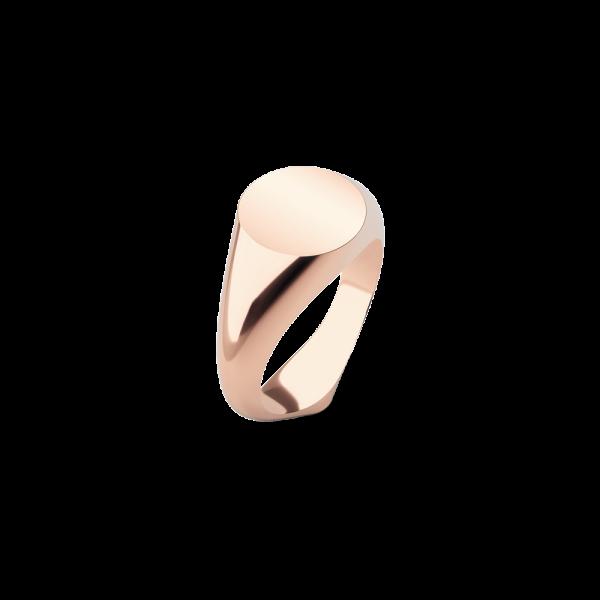 Ring Signet Roségold